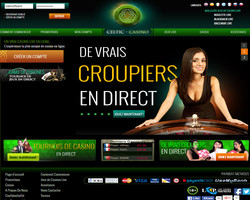 Avis Celtic Casino