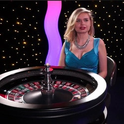 Roulette Immersive de Evolution Gaming