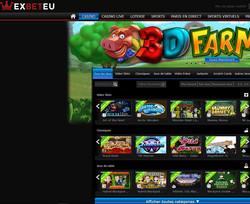 Exclusivebet Casino est Exbeteu