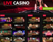 Roulette et Blackjack du casino de Spa sur Casino777