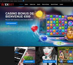 Avis Exbet Casino