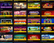 31 Jackpots progressifs de Casino777