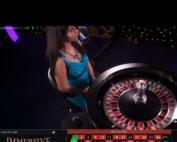 Roulette Immersive sur Cresus Casino