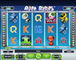 Machine à sous Thief gratuit dans NetEnt casino
