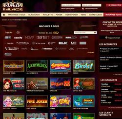 Casino tropezia palace machines a sous gratuites roulette pour portail battant