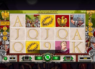 Machine à sous Victorious gratuit dans NetEnt casino