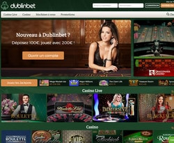 Lobby Dublinbet Casino