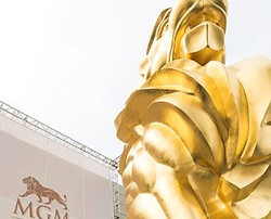 Lion en or du Casino MGM Cotai de Macao