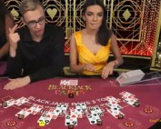 Blackjack Party sur Cresus Casino
