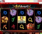 3 nouvelles machines à sous Microgaming sur Lucky31 Casino