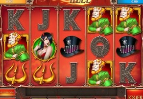 Machine à sous Leprechaun Goes to Hell sur Lucky31 Casino