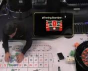 Live roulette du Portomaso Casino sur Lucky31 Casino