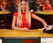 Baccarat Squeeze la table #1 Baccarat en ligne sur Cresus Casino