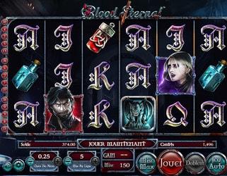 Machine à sous Blood Eternal de Betsoft Gaming
