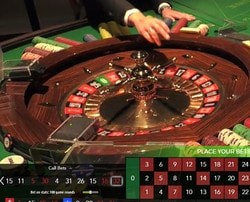 Live casino MrXbet dispose de 80 tables en live