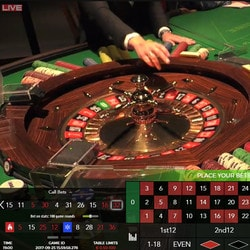 Live casino MrXbet dispose de 80 tables en live