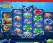 Machine à sous Mermaid's Diamonds sur Lucky31 Casino
