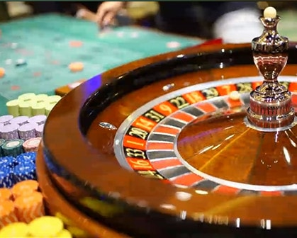 Table de roulette en ligne pour jouer en direct live de vrais casinos terrestres