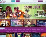 Magical Spin propose 1500 jeux de casino en ligne