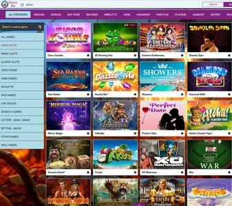 Casino en Ligne Magical Spin
