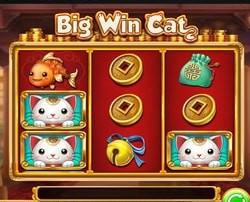 Casino Extra vous propose la machine à sous Big Win Cat