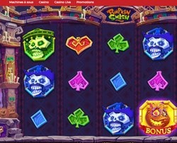 Machine à sous Pumpkin Smash de Yggdrasil accessible sur Lucky31 Casino