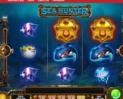 Machine à sous Sea Hunter de Play'n Go sur Lucky31 Casino