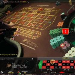 Lucky31 Casino propose la Roulette Live du Hippodrome Casino