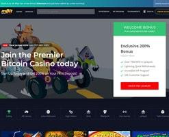 mBit Casino, le casino en ligne bitcoin
