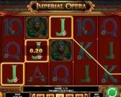 Casino Extra vous présente la machine à sous Imperial Opera de Play'n Go