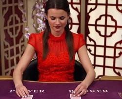 Baccarat en ligne sans commission sur Lucky31 Casino
