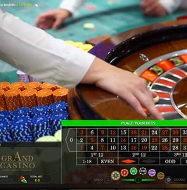 Casinos avec croupiers en direct