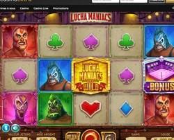 Jouer sur la machine à sous Lucha Maniacs sur Casino Extra