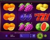 Machine à sous Burning Wins sur Casino Extra