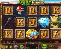 La machine à sous Ogre Empire de Betsoft disponible sur Lucky31 Casino