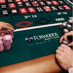 Roulette en direct du Foxwoods Resort Casino bientôt sur Dublinbet
