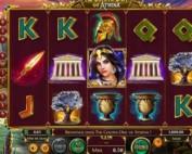 Machine à sous Golden Owl of Athena sur Casino Extra