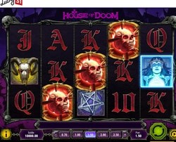Jouer a la machine à sous House of Doom sur Lucky31 Casino