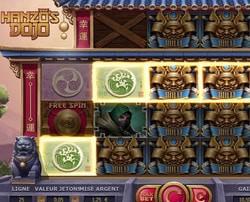 Jouez gratuitement sur la machine à sous Hanzo's Dojo sur Casino Extra