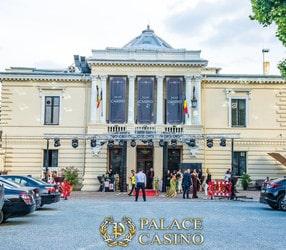 Palace Casino de Bucarest dans la Casa Vernescu