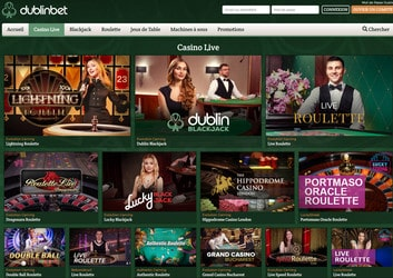 Dublin Bet 1 des top casinos en France