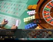Jouer à la roulette en ligne en direct de 80 casinos et studios