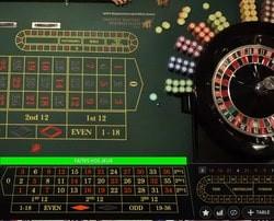 Live Roulette de l'Hippodrome Casino de Londres sur Casino777