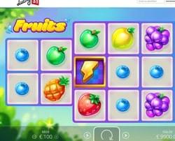 Machine à sous Fruits gratuite de NoLimit City