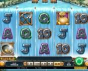 Machine à sous Wild Falls de Play'N Go accessible gratuitement et sans inscription
