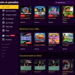Win Paradise 2019 une bonne adresse de jeux de casino en ligne