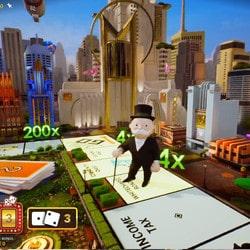 Jeu de Monopoly Live disponible sur Fatboss Casino