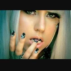 La fameuse Poker Face de Gaga