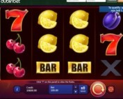 Machine à sous Fruit Supreme disponible sur Dublinbet