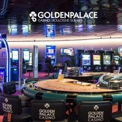 Bons chiffres pour le casino de Boulogne version Golden Palace